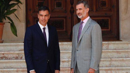 Moncloa se enfrentará al Parlament por reprobar al rey Felipe VI y pedir el fin de la monarquía