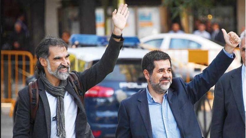 Amnistía exige la puesta en libertad de 'Los Jordis' cuando se cumple un año de su ingreso en prisión