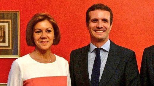 Cospedal dice 'no' a Casado y el PP se queda sin candidato para Madrid