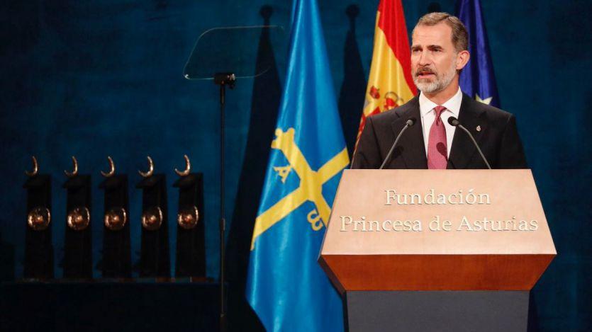 El discurso del Rey, una loa a la Constitución sin palabras explícitas hacia Cataluña