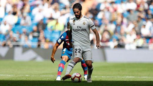 Nuevo desastre del Madrid, que pierde en casa ante el Levante 1-2 y quizás a Lopetegui