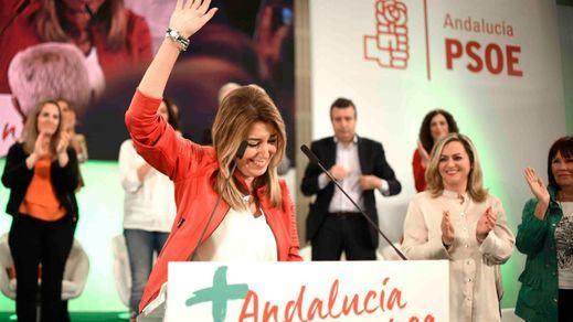 El PSOE revalidaría su victoria en Andalucía pero tendría que asociarse con Podemos o Cs