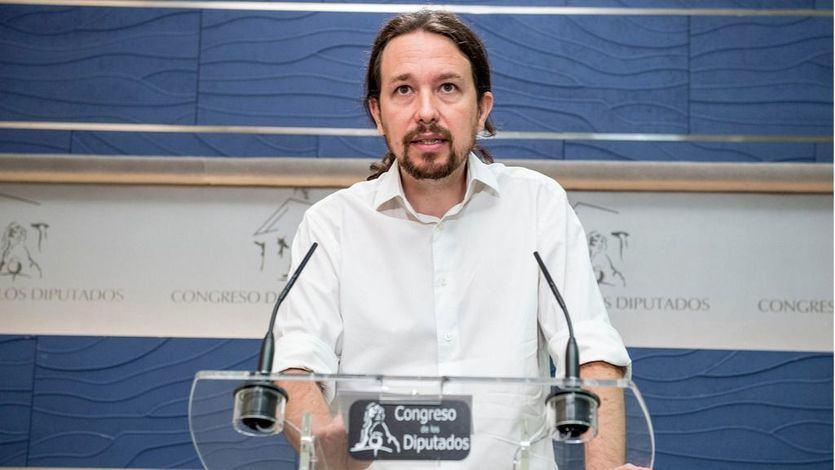 Iglesias se reunirá con Urkullu y hablará con Puigdemont en su ronda de contactos para los Presupuestos