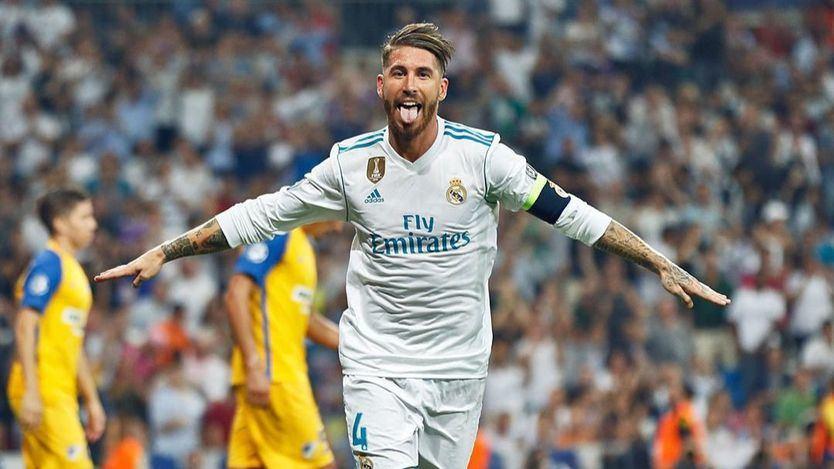 La desmesurada reacción de Sergio Ramos tras el choque accidental con el canterano Reguilón