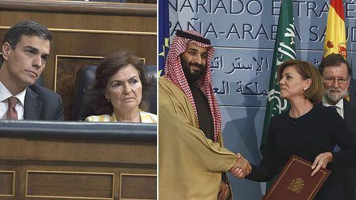 Una postura europea fija sobre Arabia Saudí, la esperanza española para no tener que mojarse