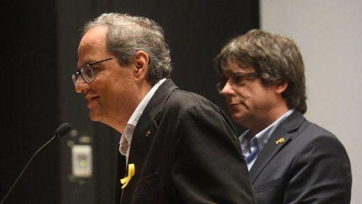 Falta de consenso entre los independentistas, que crean el 'Consejo de la República'