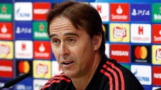 Ganar o destituir: el Madrid de Lopetegui se juega seguir en la Champions en plena crisis abismal