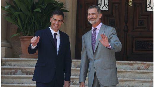 El lapsus de Pedro Sánchez sobre el rey Felipe... ¿II o VI?