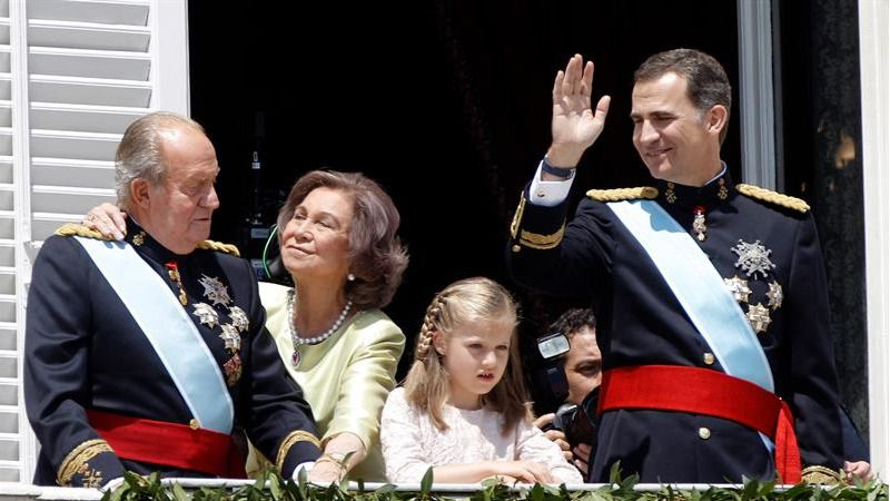 La televisión vasca se atreve con un documental sobre los escándalos de la monarquía
