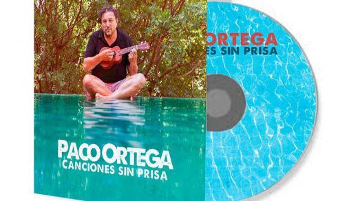 Paco Ortega nos habla en exclusiva de las 'Canciones sin prisa', su nuevo disco (vídeo)