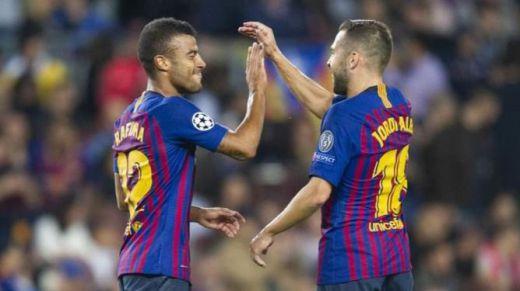 Fiesta para el Barça incluso sin Messi (2-0 al Inter) y debacle del Atleti en Dortmund (4-0)