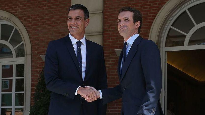 España en llamas: el Gobierno rompe relaciones con Pablo Casado