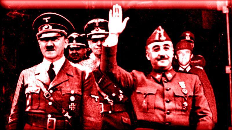 La Unión Europea da el primer paso hacia una posible ilegalización de la fundación Francisco Franco