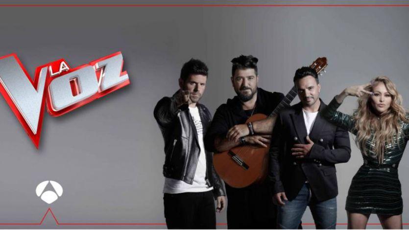 Los 4 músicos elegidos por Antena 3 para 'La Voz'