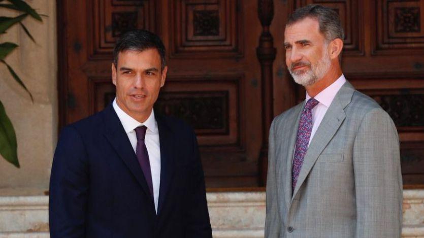 Sánchez desoye al Consejo de Estado y recurrirá al Constitucional la reprobación catalana al Rey
