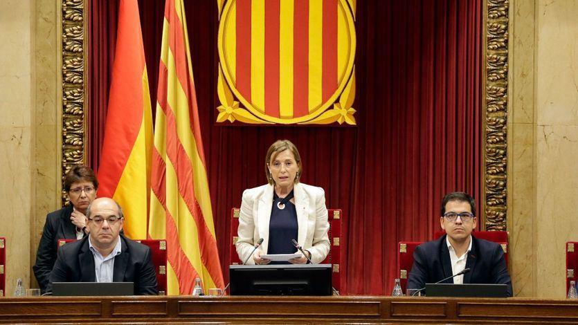 Primer aniversario de la declaración de independencia catalana y el artículo 155