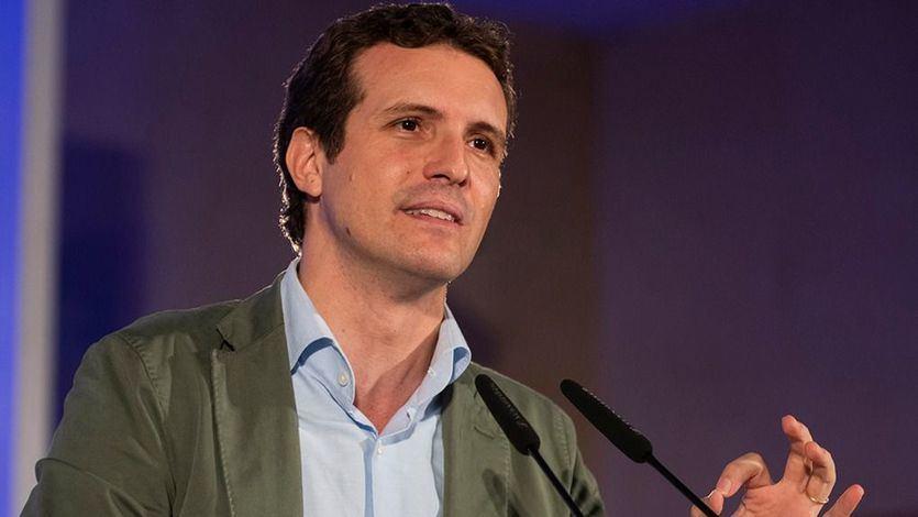 Casado califica a Sánchez de 'presidente por control remoto'