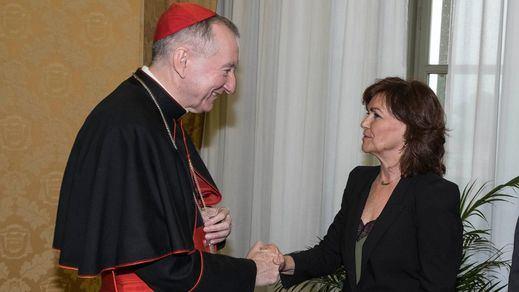 El Gobierno obtiene del Vaticano el compromiso de buscar una solución para los restos de Franco