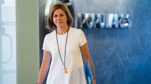 Cospedal mintió y ahora podría tener problemas penales por ocultar sus contactos con Villarejo