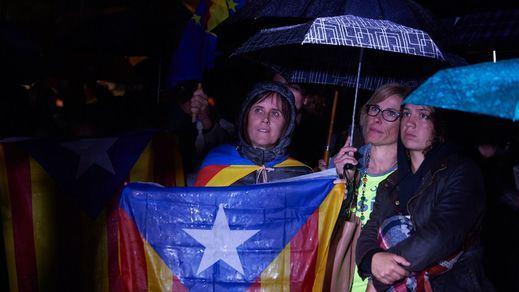 Sólo un 42% de catalanes quiere un referéndum de independencia, cada vez menos