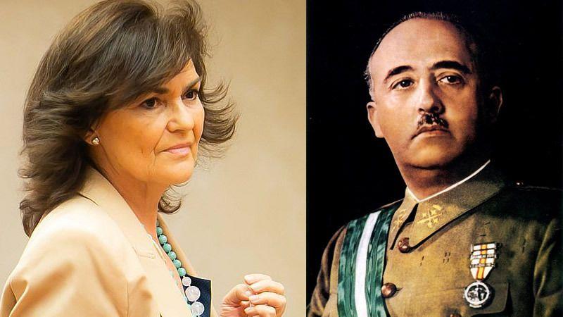 El Gobierno garantiza que los restos de Franco no acabarán en la Almudena