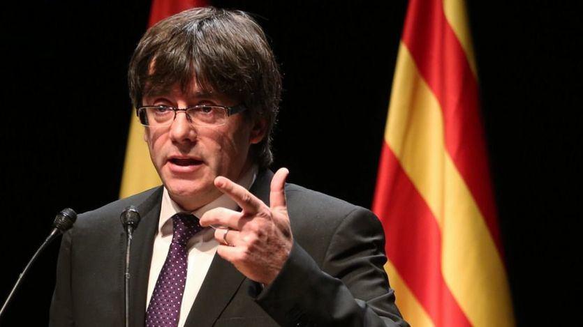 Puigdemont activa el 'Consejo por la República' para 'avanzar por la vía de los hechos' hacia la independencia