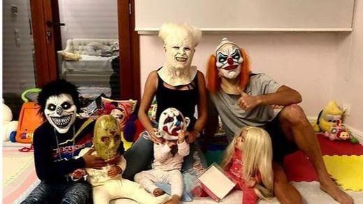 Así han celebrado Halloween los famosos