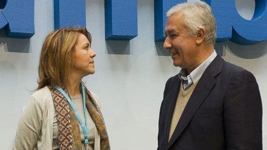 Así justifica Cospedal el encargo a Villarejo de investigar a Javier Arenas