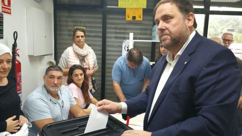 La Fiscalía pide 25 años de cárcel para Junqueras por rebelión y malversación...