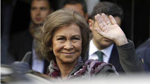 La Familia Real, reunida para celebrar el 80 cumpleaños de la reina Sofía