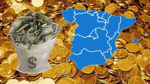 Las cuatro Comunidades Autónomas que lideran el crecimiento del PIB