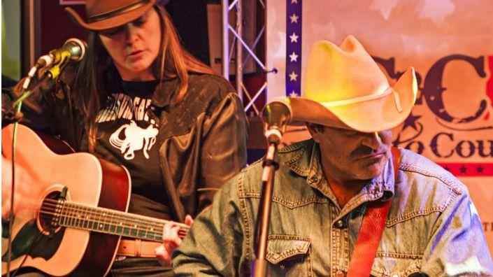 El mejor y más auténtico 'truckin' country se hace en España: con la banda Chisum Cattle Co. (vídeos)