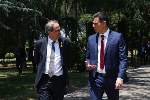 Todas las reacciones a las acusaciones contra los líderes del 'procès': del Govern a Moncloa