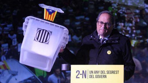 'Portazo' de los independentistas a los Presupuestos tras las acusaciones de la Fiscalía y la Abogacía del Estado