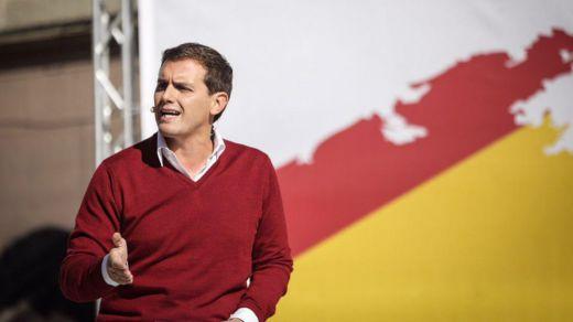 Rivera convoca a una gran manifestación el 25-N contra los presuntos indultos futuros a los presos catalanes