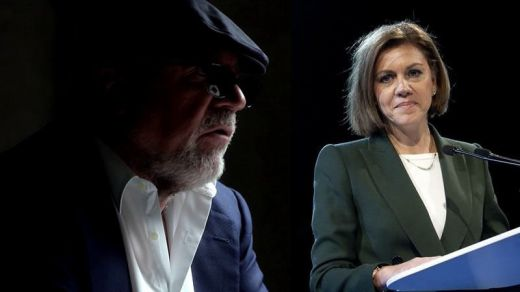 Los nuevos audios de Cospedal: pidió a Villarejo espiar al hermano de Rubalcaba