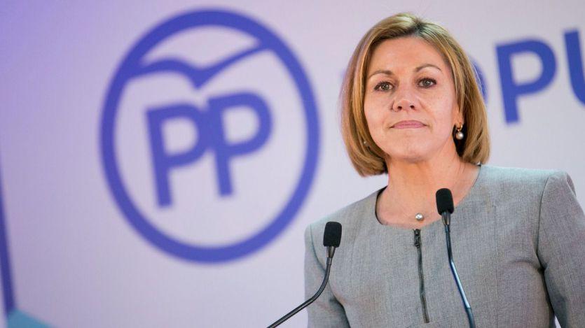 Cospedal despeja el camino a Casado: dimite del Comité Ejecutivo Nacional del PP