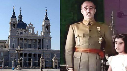 La respuesta del Gobierno al reto de la Almudena: prohibir por ley espacios donde se exalte a Franco