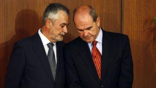 La Fiscalía cree que Chaves y Griñán fueron agentes necesarios para el fraude de los ERE