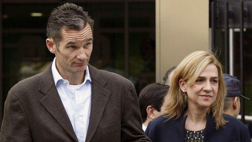 Urdangarín también podría quedarse sin esposa: la infanta Cristina estaría iniciando el divorcio