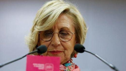 Rosa Díez ridiculiza el intento de atentado contra Pedro Sánchez y luego borra su tuit