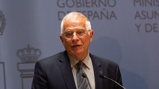 Borrell asume que la Generalitat