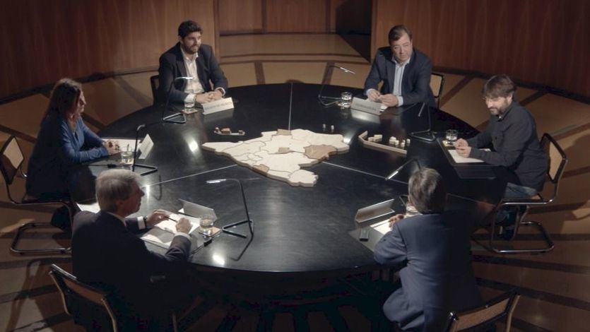 Cinco presidentes autonómicos se enfrentan al 'rompecabezas español'