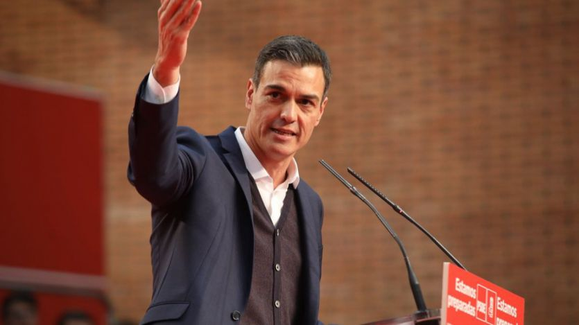 Sánchez asegura que el PSOE ganará las elecciones municipales, autonómicas y europeas