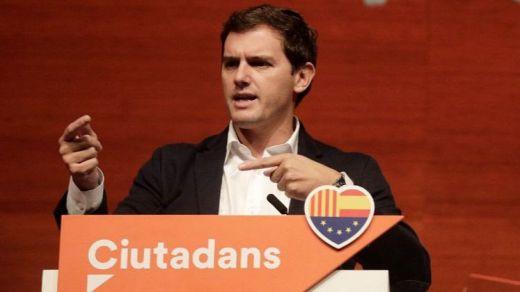 Rivera explota con los acuerdos PP-PSOE para el CGPJ: