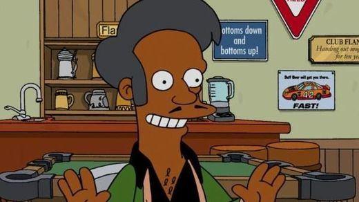 El bulo sobre la desaparición de Apu de 'Los Simpsons'
