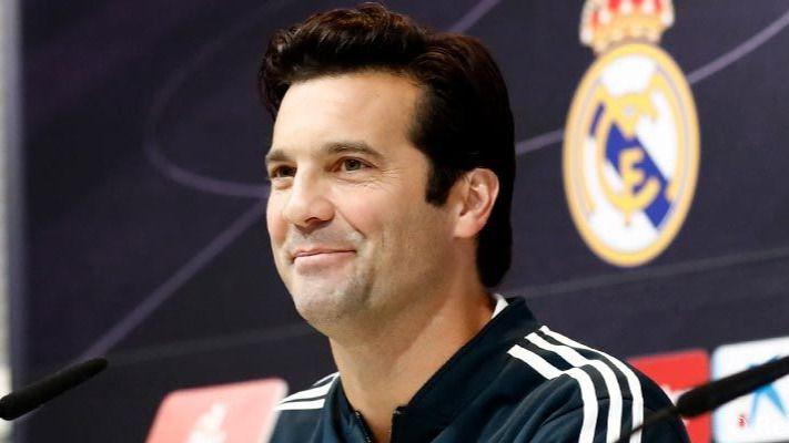 Solari ya es oficialmente el entrenador del Real Madrid