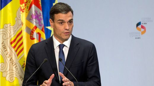 Pedro Sánchez, la tercera voz discordante en la UE sobre el Brexit