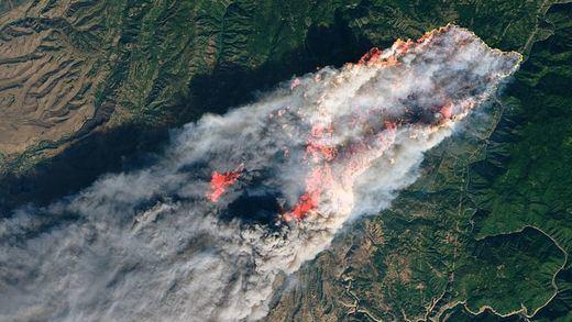 El incendio de California deja 42 muertos y 200 desaparecidos