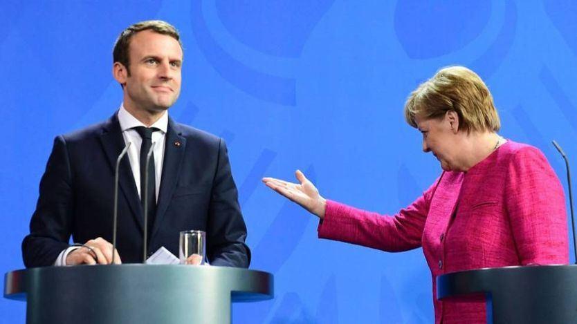 Alemania apoya la propuesta francesa de crear un Ejército europeo, criticada por Trump